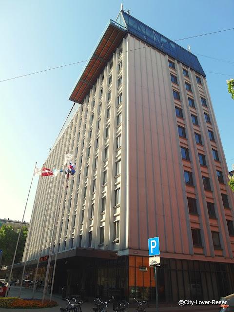 Riga - Alberta hotel