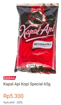 https://www.lazada.co.id/products/kapal-api-kopi-special-65g-i152737539-s172314186.html?spm=a2o4j.searchlist.list.19.1e691e48Bzd7qK&search=1