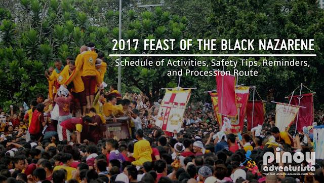 Black Nazarene 2017 Traslacion Manila Philippines