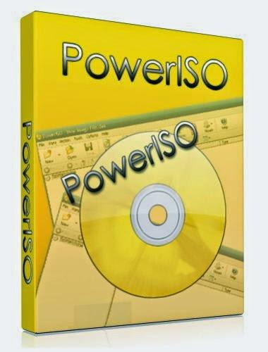 PowerISO 6.2 + Crack