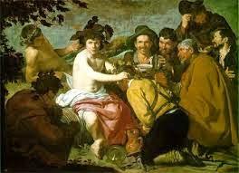 Los Borrachos - Velázquez