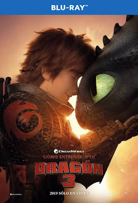 How To Train Your Dragon 3 2019 BD25 Latino