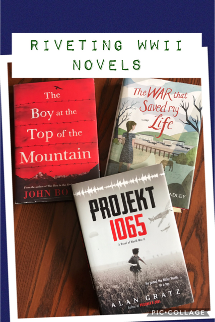 Three riveting world war ii novels for upper elementary students historical fiction novels reading middle school the boy at the top of sciox Gallery