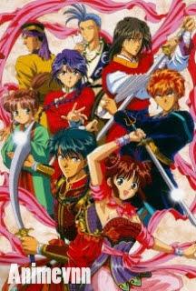 Quyển Sách Kỳ Bí - Fushigi Yuugi 1995 Poster