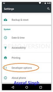 enter usb debugging android 5.0 lollipop