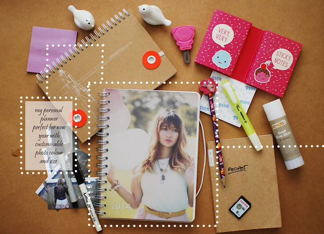 My Personal Planner Diary Blog Giveaway 2014