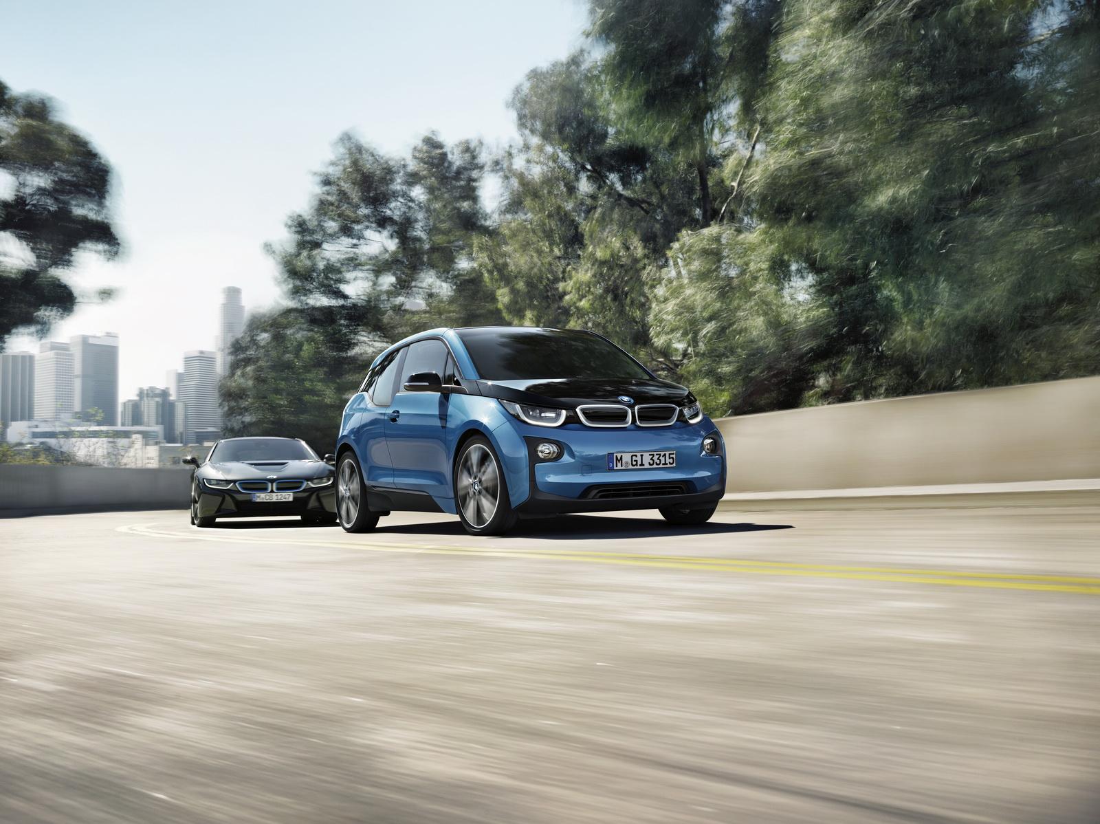 BMW i3 EVs là dòng xe điện cốt lõi của BMW