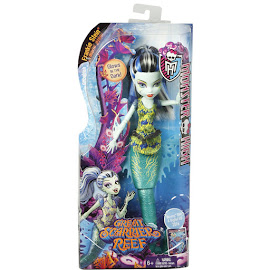 MH Great Scarrier Reef Frankie Stein Doll