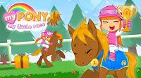 My Pony Küçük Yarış - My Pony My Little Race