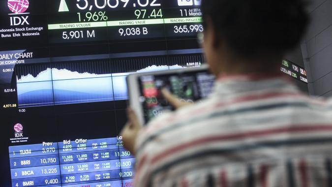 Dengan Modal Awal Rp 100.000, Anda Bisa Mulai Investasi Saham