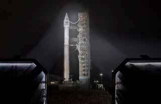 NASA launches Mars-bound spacecraft