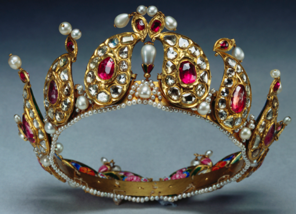 Hidden British Royal Tiaras The Court Jeweller