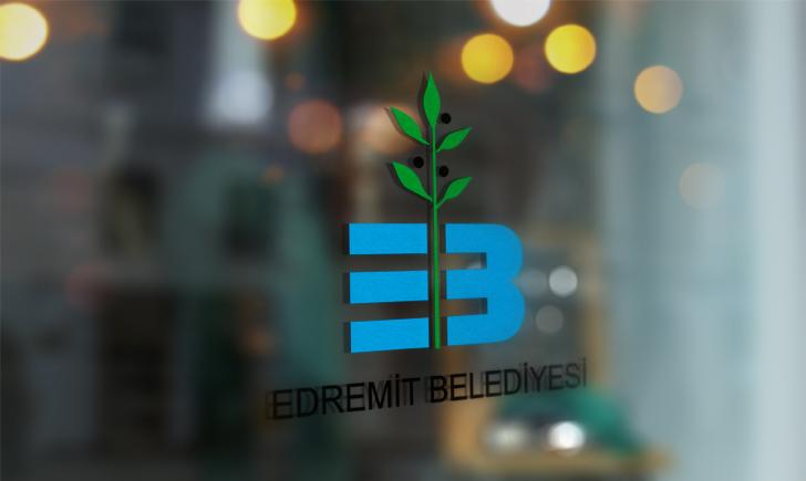 Balıkesir Edremit Belediyesi Vektörel Logosu