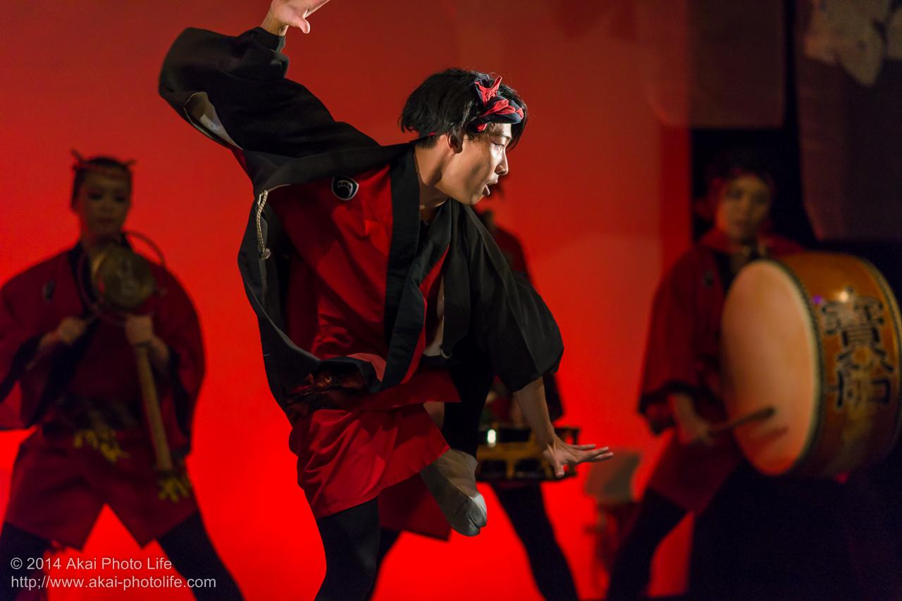 創作舞踊集団 寶船 20周年記念公演 純粋な意図2014 菊地 智巳
