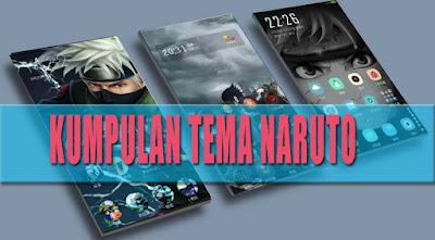 Download Tema Naruto MIUI Xiaomi
