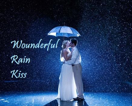 Kiss Day Rain Whatsapp Status DP
