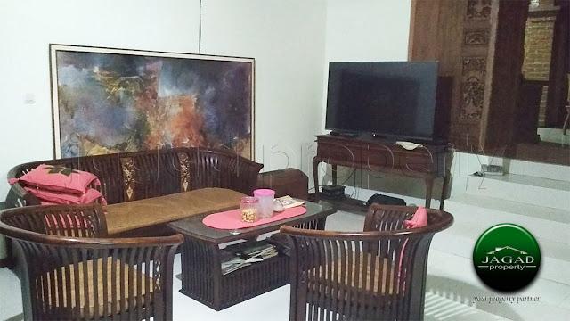 Rumah Etnik Mewah jalan Kaliurang Km 8
