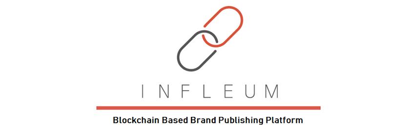 INFLEUM – Blockchain Based Brand Publishing Platform