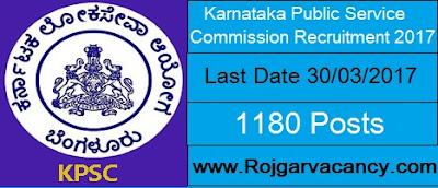 1180-excise-sub-inspector-guard-KPSC-Recruitment-2017
