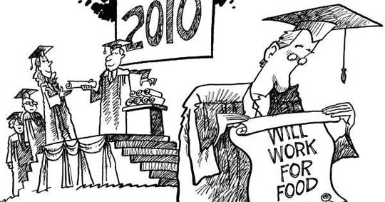 College Degree ~ Silly Bunt Funny