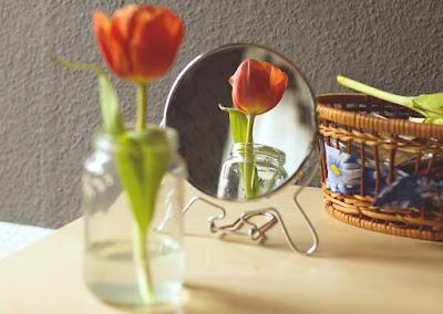 Los espejos deben reflejar imágenes positivas