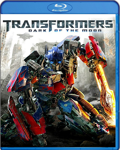 Transformers: Dark of the Moon [2011] [BD25] [Latino]