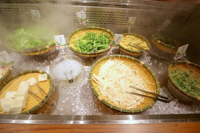 台北 涮乃葉日式涮涮鍋 吃到飽
