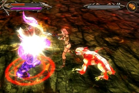game ppsspp rar ukuran kecil tehra dark warrior