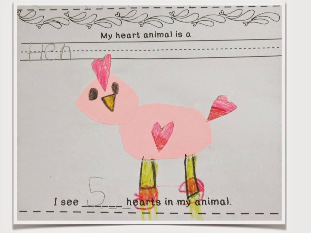 Fun Valentine Draw Write Create Freebie