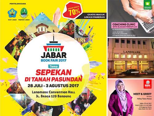 Jabar Book Fair 2017 Landmark Braga Bandung