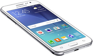 Gambar Samsung Galaxy J2 Putih