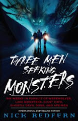 Three Men Seeking Monsters, US Edition, 2004: