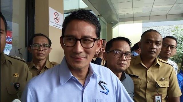 Viral Nama-nama Menteri Kabinet Jokowi, Ada Sandiaga Uno