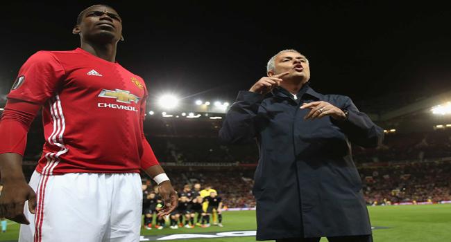 Mourinho Ajukan Permintaan Khusus Kepada Pogba!