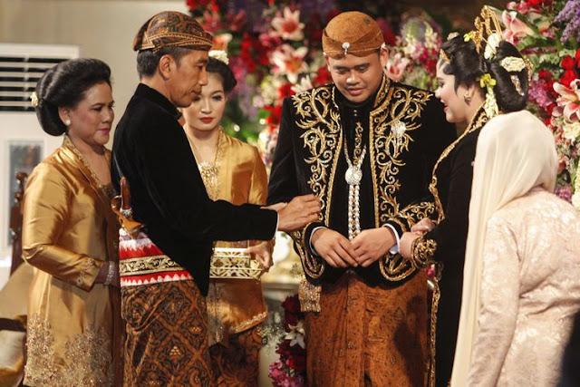 Ngunduh Mantu Jokowi di Medan, Persiapan Masuki Pemasangan Dekorasi Resepsi