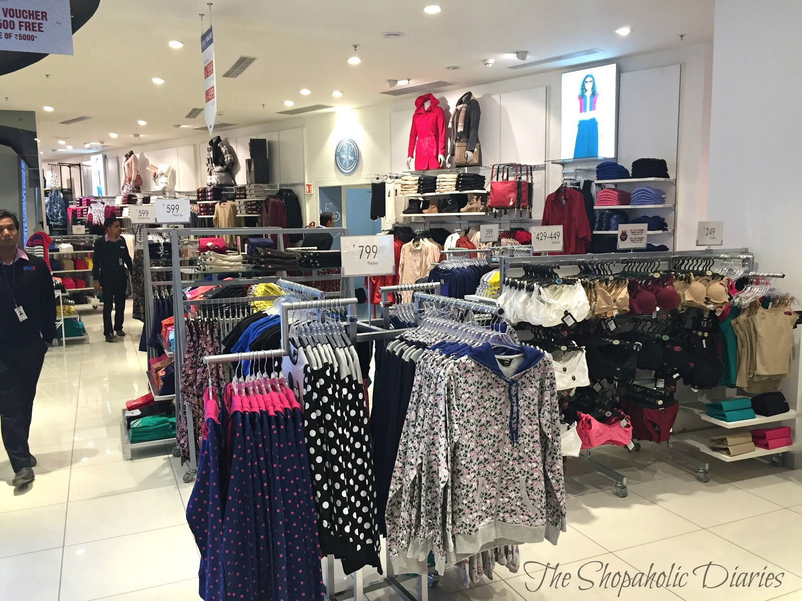 Clothing stores in india