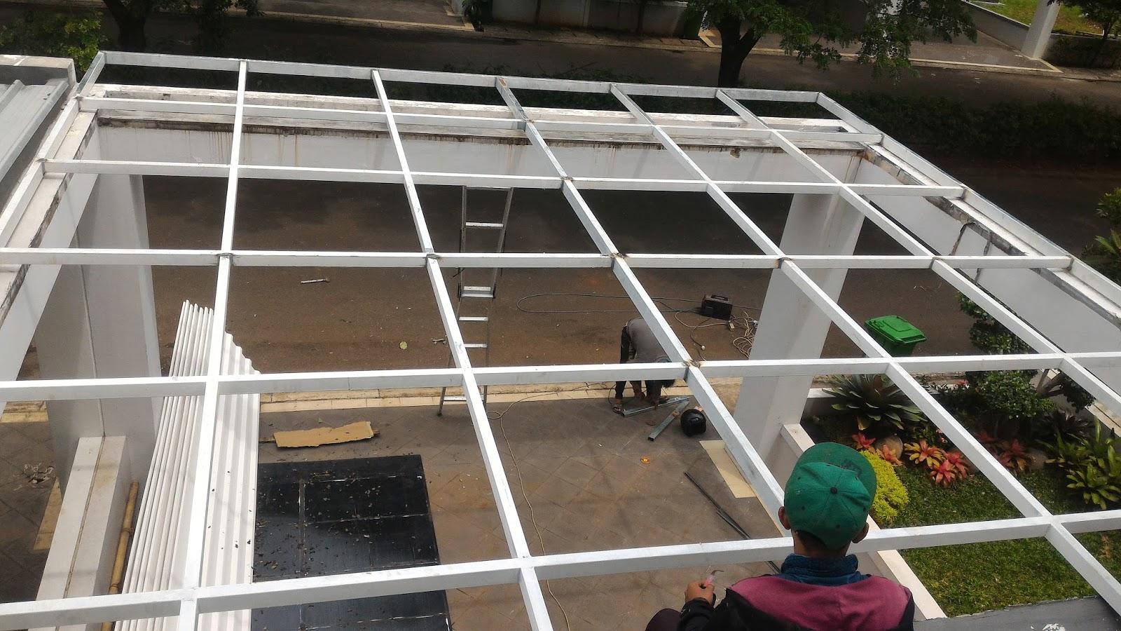 Pemasangan Canopy Di Jakarta Barat Bengkel Las Jabodetabek