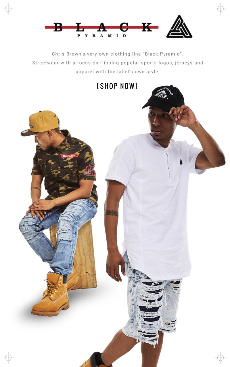 KIX & LIDZ: Chris Brown's Black Pyramid | New Collection