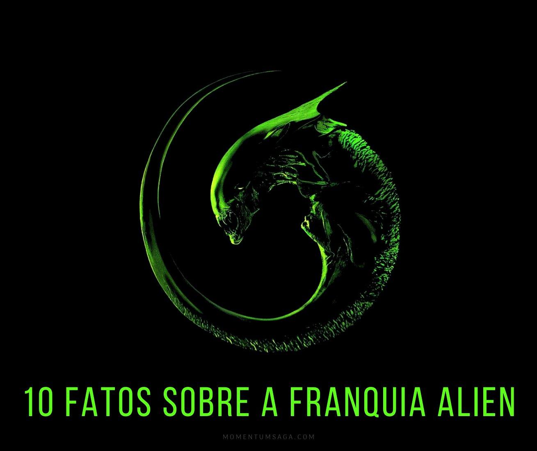 10 coisas que você não sabia sobre a franquia Alien
