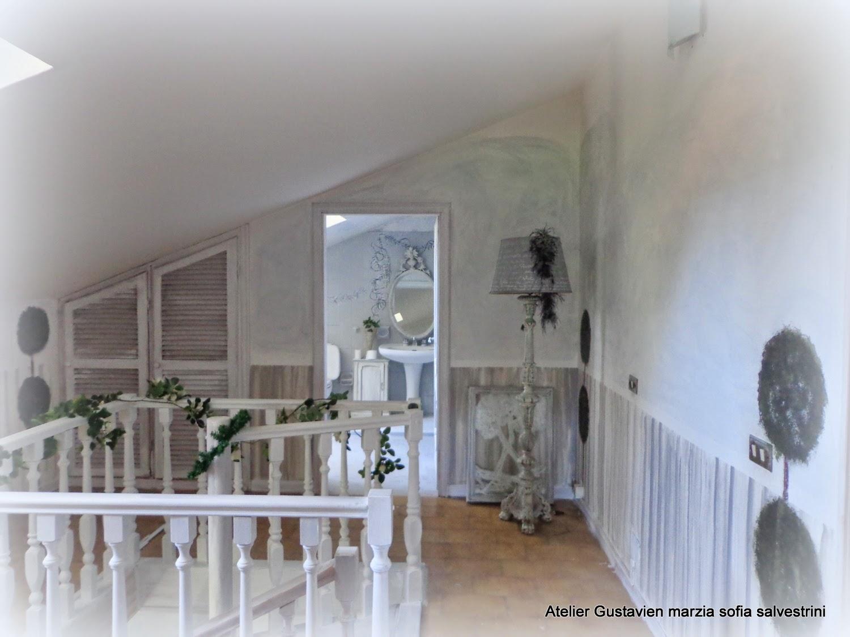 Marzia sofia salvestrini atelier gustavien: dipingere i pavimenti