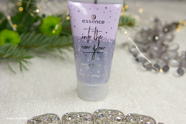 Into the Snow Glow - Sugar Face Scrub