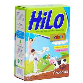 susu hilo school, susu peninggi badan paling laris, susu peninggi badan paling aman