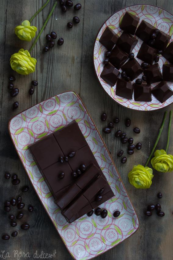 Turrón de conguitos #singluten #chocolate