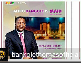 "Richest Man In Africa, Aliko Gangote Debunks His Death Rmour: ""I'm Hale, Healthy & Alive"""