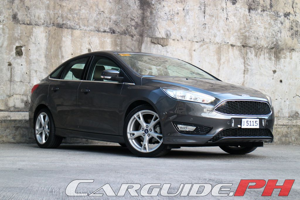 Review 2016 Ford Focus 1 5 Ecoboost Anium