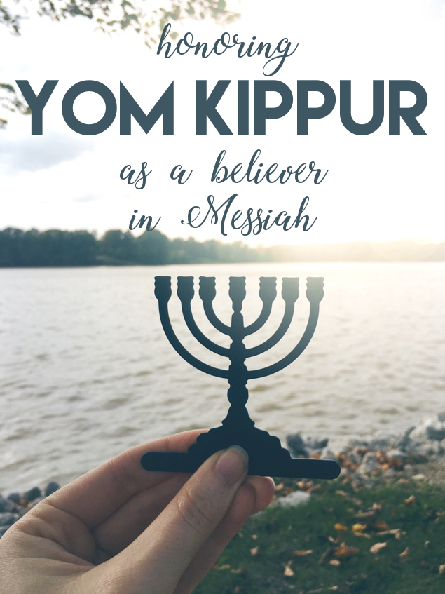 Yom Kippur for Believers in Messiah