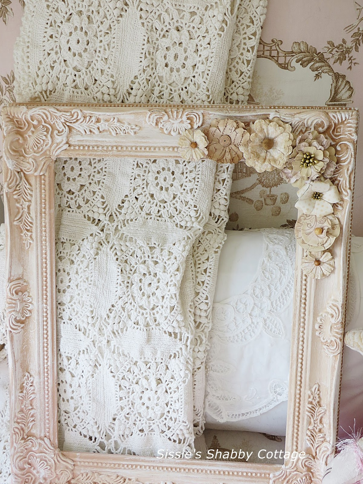 Sissie S Shabby Cottage Always Returning To Romantic Pink