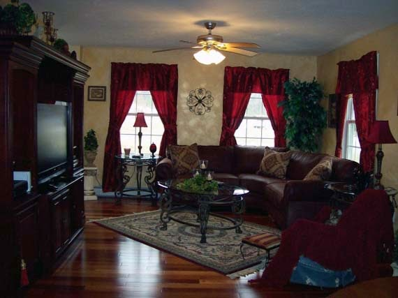 Warm and Cozy Living Room Ideas for Welcoming Room picture