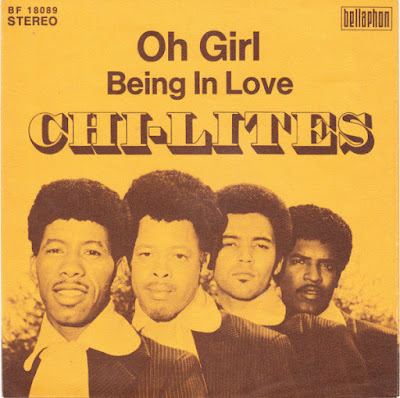 Oh Girl The Chi-Lites 1972