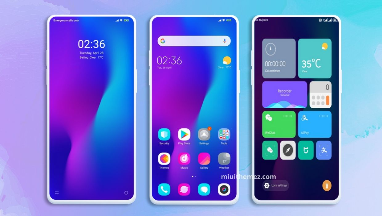 [HERUNTERLADEN] :  OiS 2020 MIUI Theme    Holen Sie sich einen anständigen Blick auf Ihr Xiaomi-Gerät